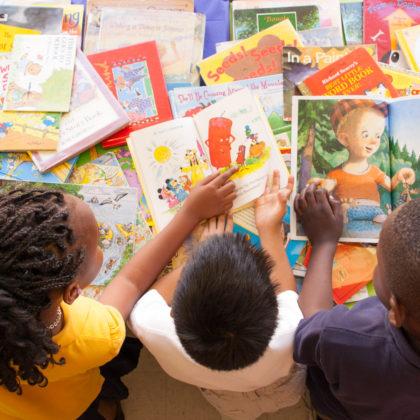 Books Between Kids